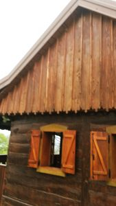 Drvene kuće manjih dimenzija