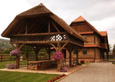 Drvene kuće